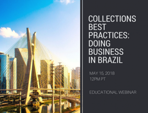 Collection Best Practices: Doing Business in Brazil (Webinar)